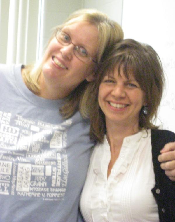 Joyce Magnin and Me