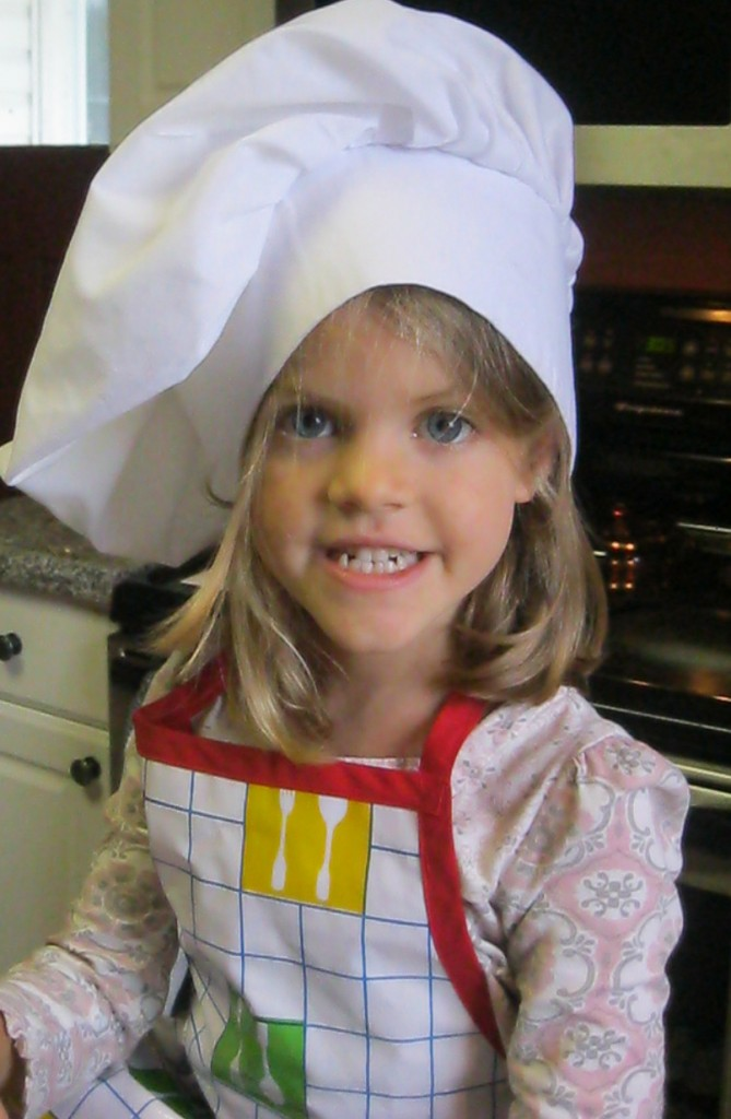 Chef's Hat and Apron