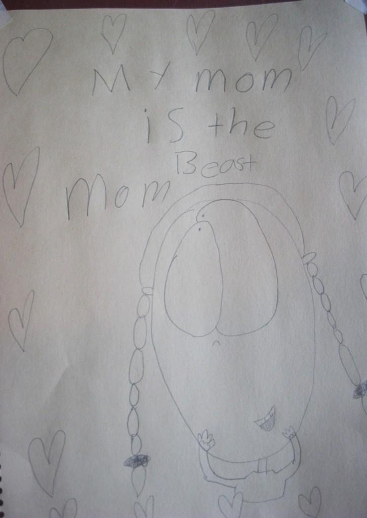 The Beast Mom