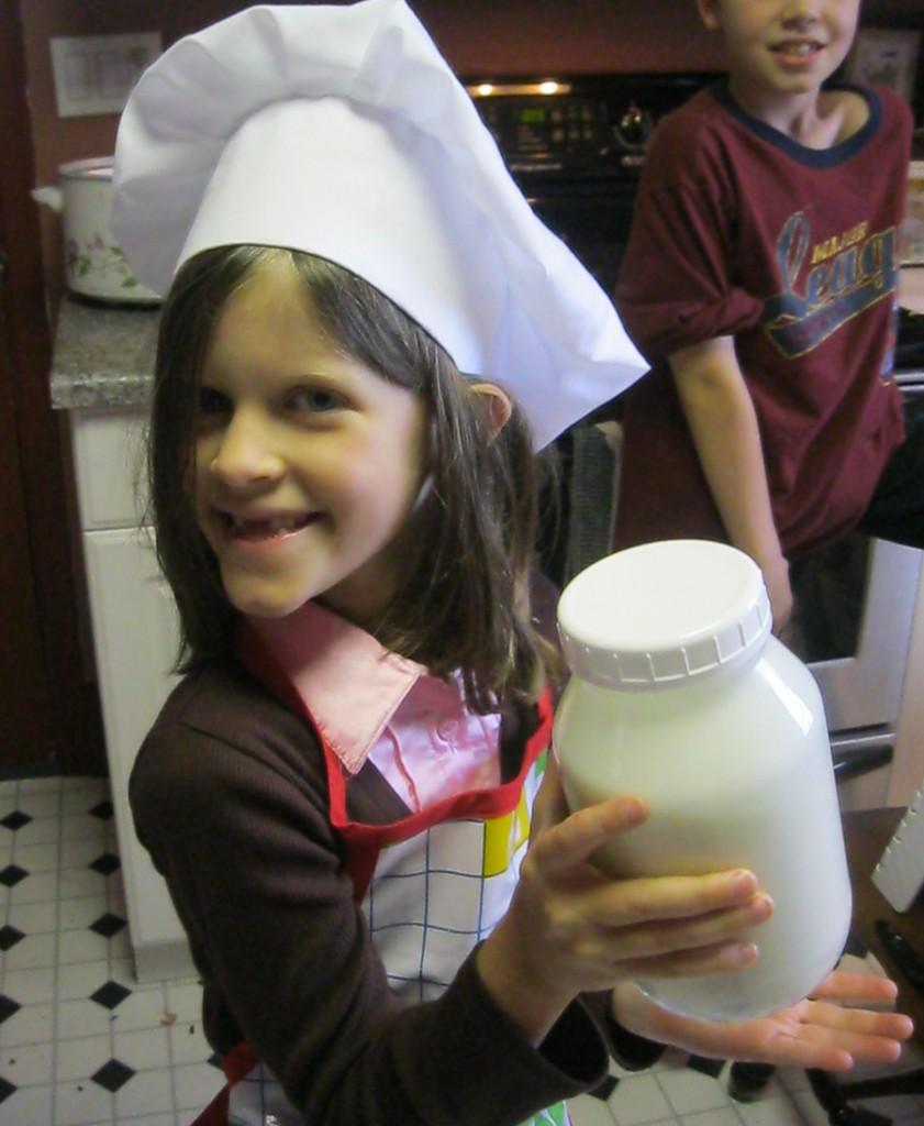 Butter-Making
