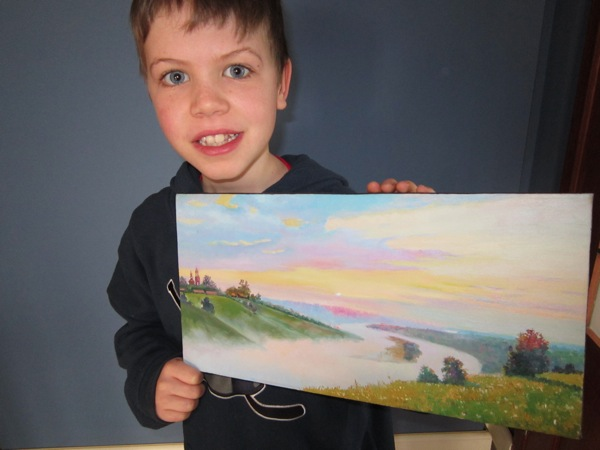 Gift Painting