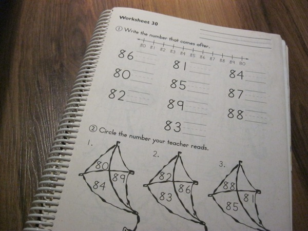 old math curriculum