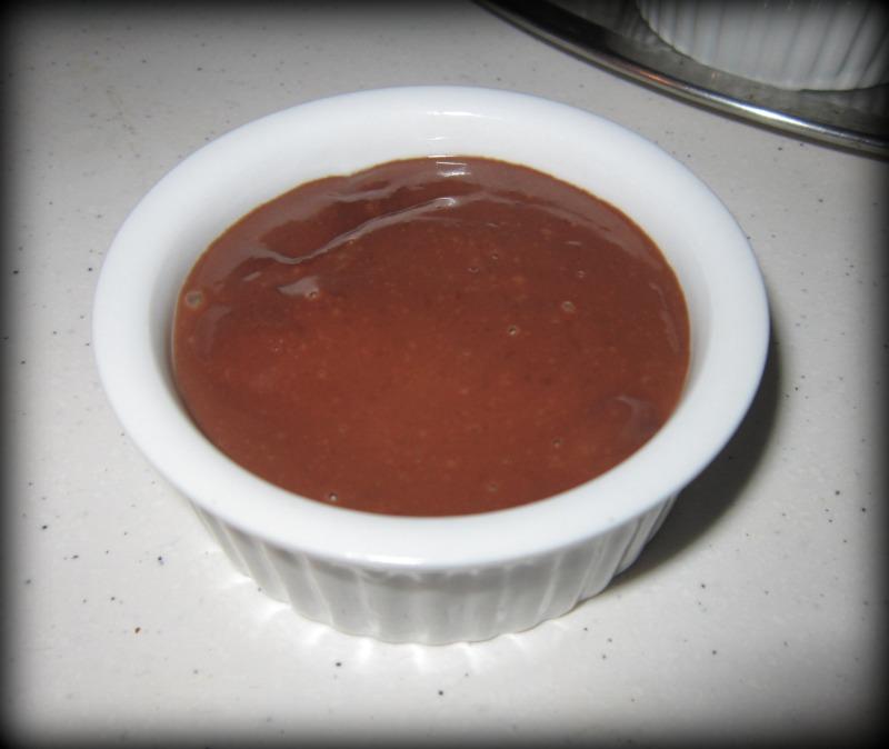 paleo chocolate pudding
